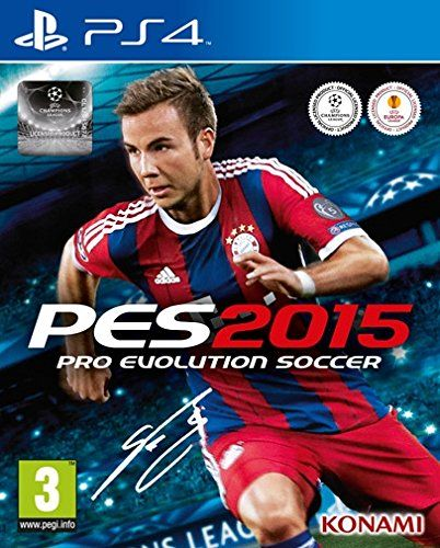 PES 2015 Day One Edition [PlayStation 4]