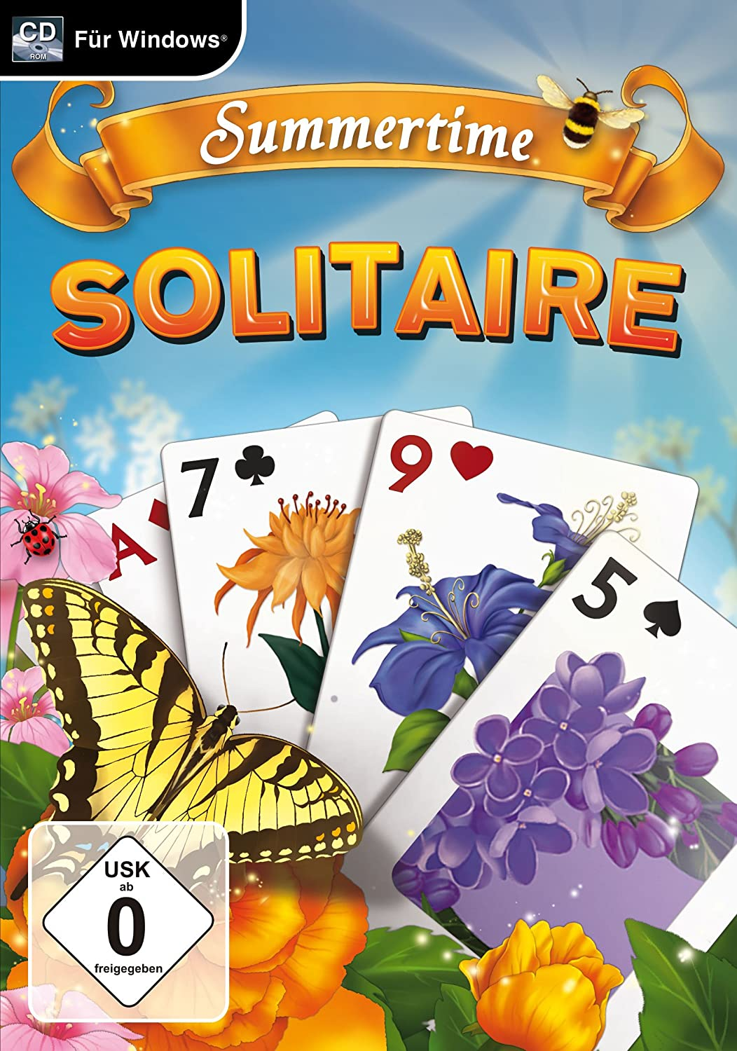 Summertime Solitaire [PC]