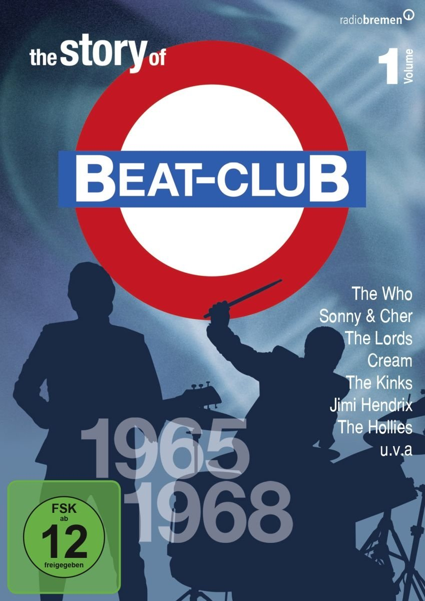 The Story of Beat-Club: 1965 - 1968 (Vol. 1)