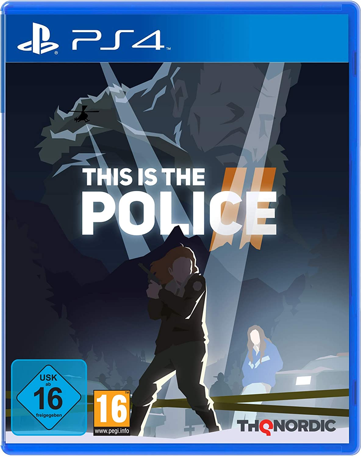 This is the Police 2 [PlayStation 4]
