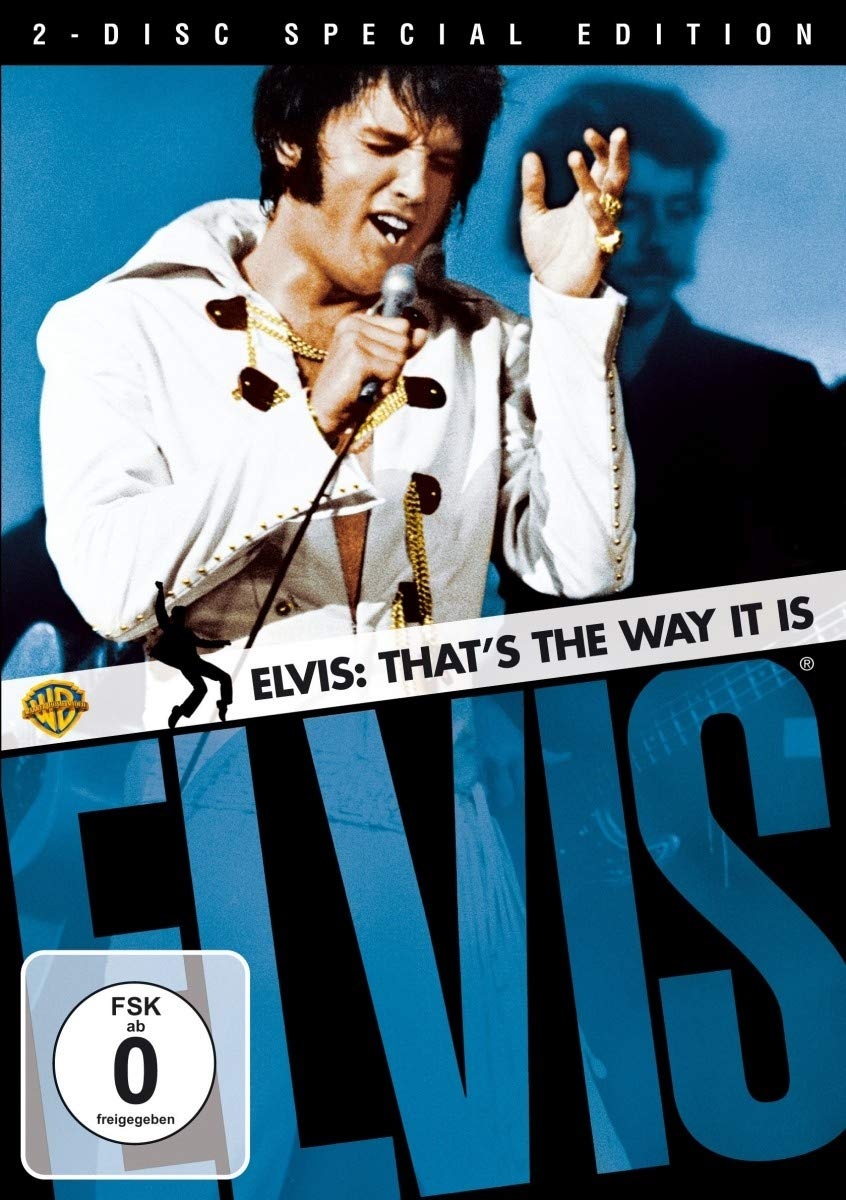 Elvis - That's the Way It Is - 2-Disc Special Edition