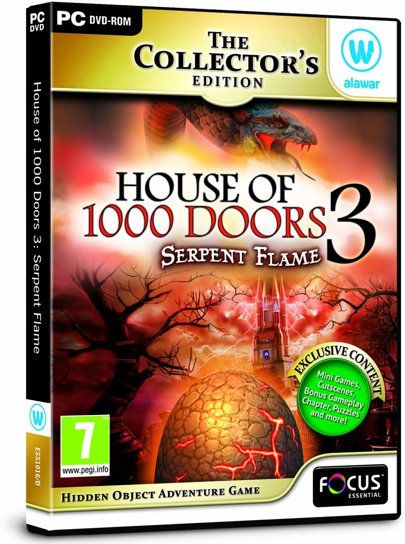 House of 1000 Doors - Serpent Flame [PC]