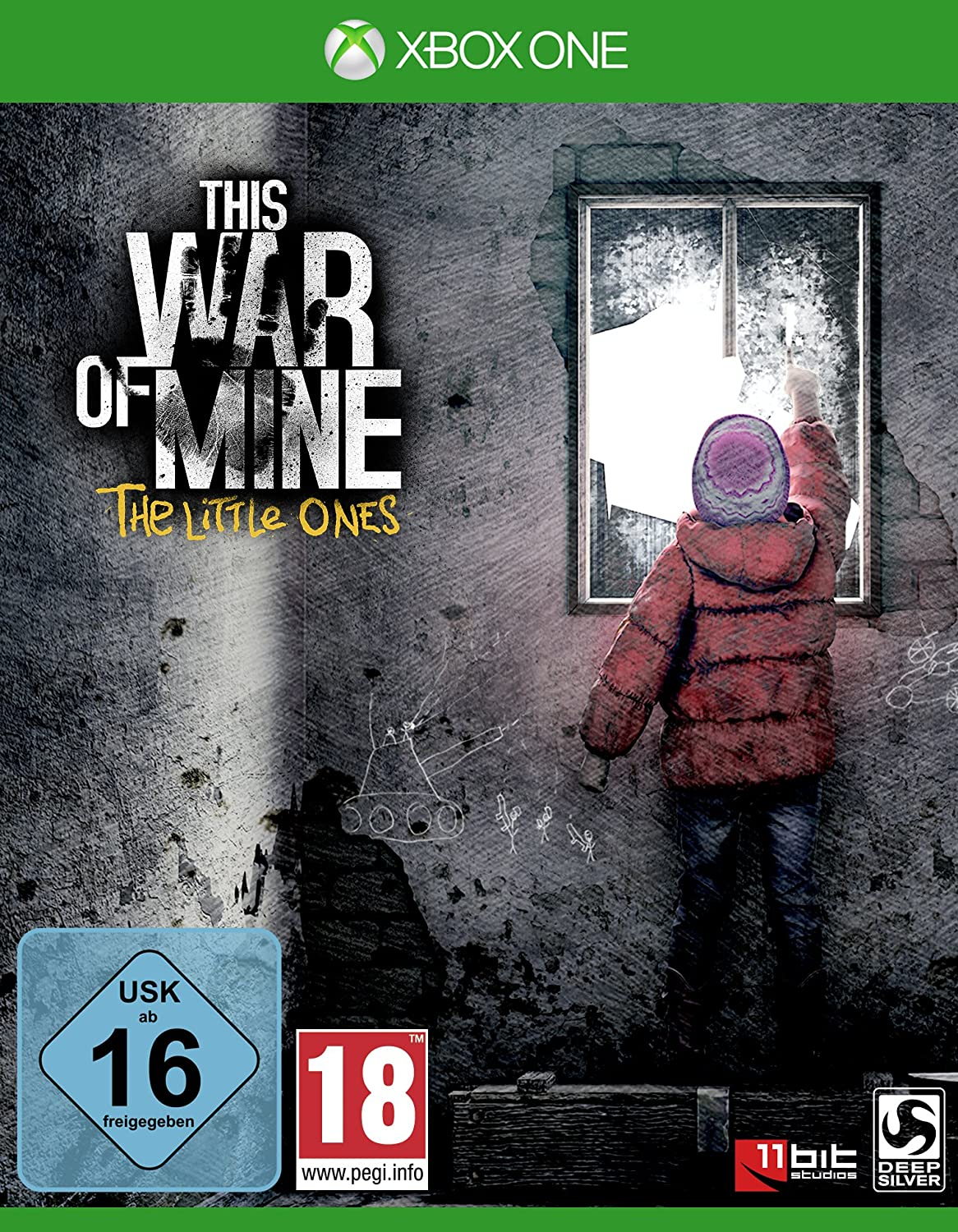 This War Of Mine: The Little Ones [PlayStation 4]