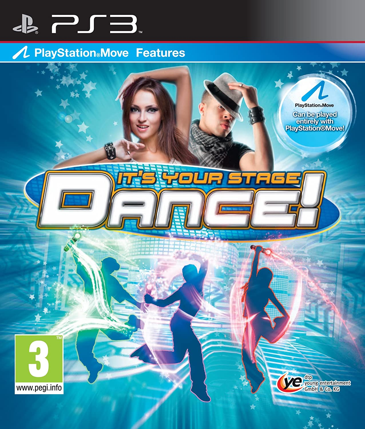 Dance! Its Your Stage - Game PS3 [PlayStation 3]