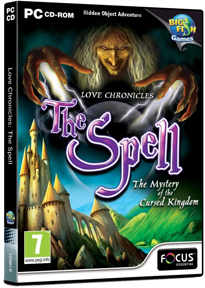 Love Chronicles: The Spell [PC]