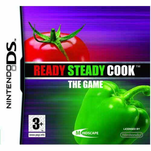Ready, Steady Cook [Nintendo DS]