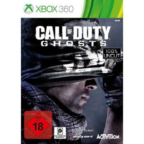 Call of Duty: Ghosts - 100% Uncut (XBox 360) [Xbox 360]