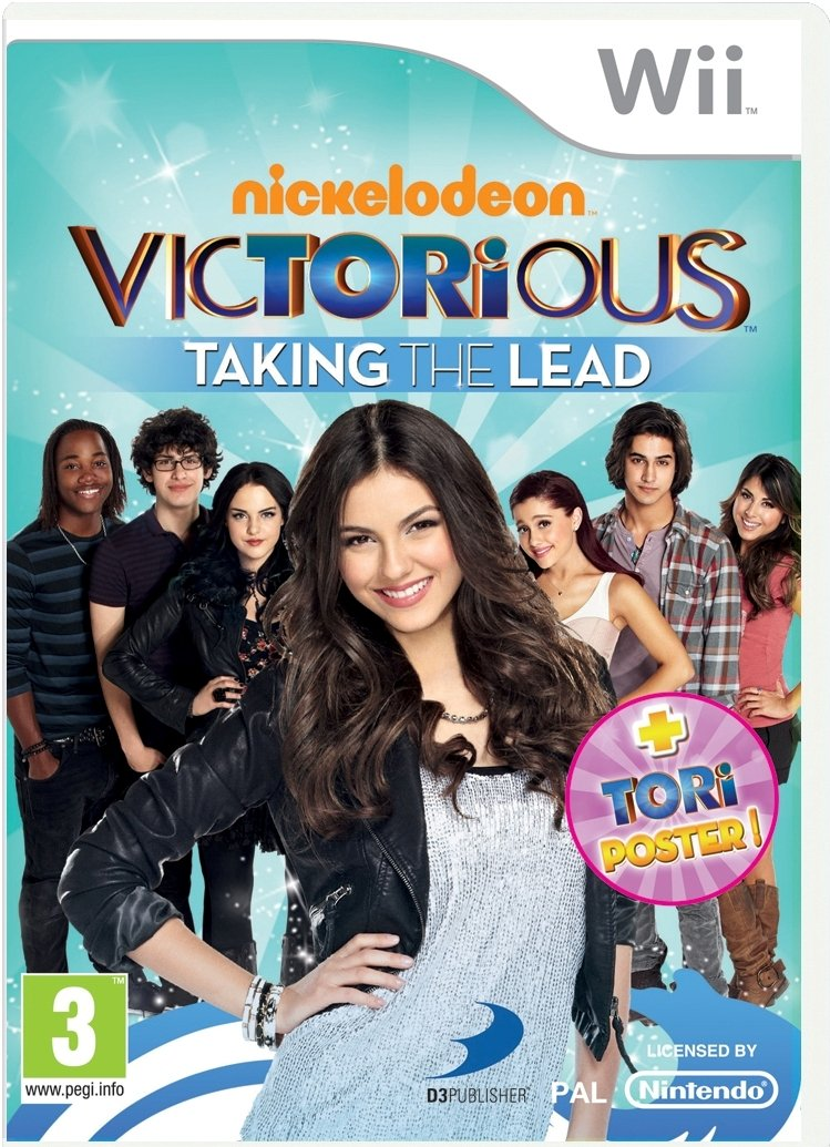 Victorious Taking The Lead [Nintendo Wii]