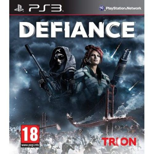 Defiance Limited Edition [PlayStation 3]