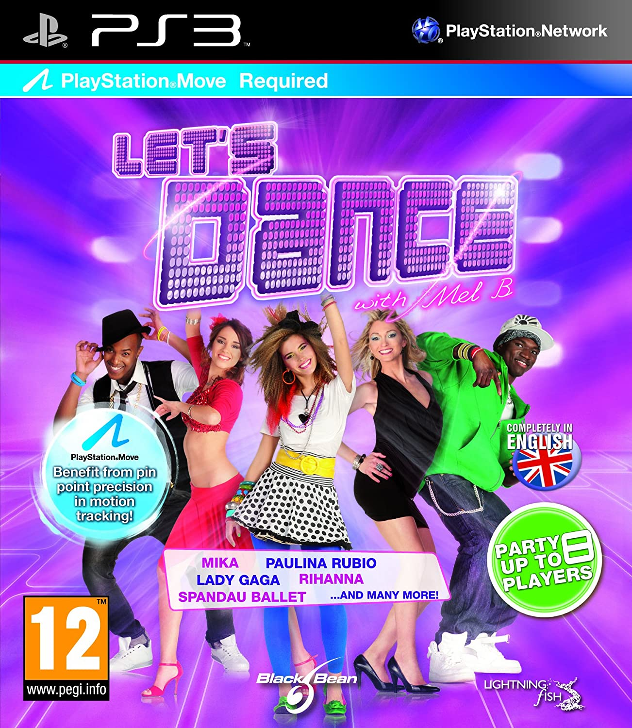 Let's Dance with Mel B [PlayStation 3]