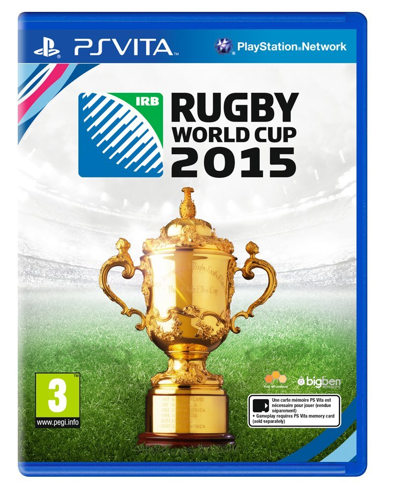 Rugby World Cup 2015 [Playstation Vita]