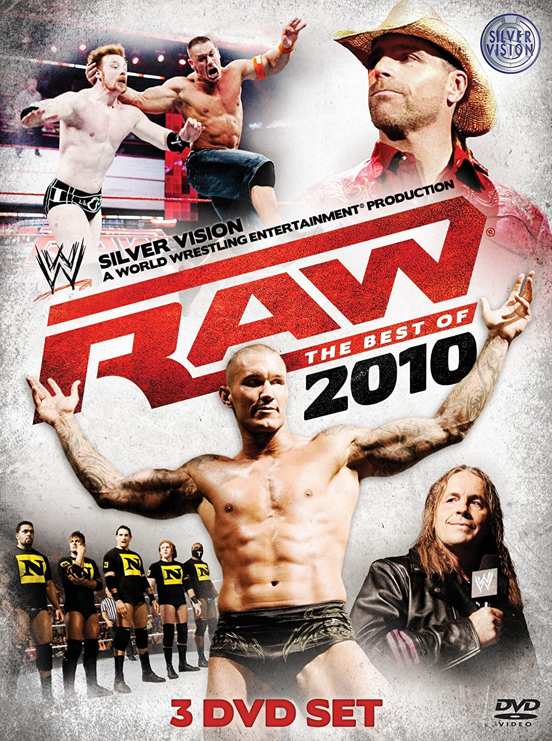 WWE - Raw: The Best Of 2010