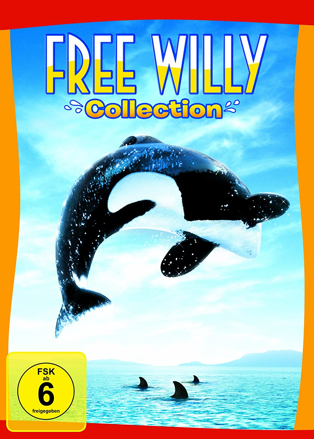 Free Willy Collection 1 + 2 + 3 + 4