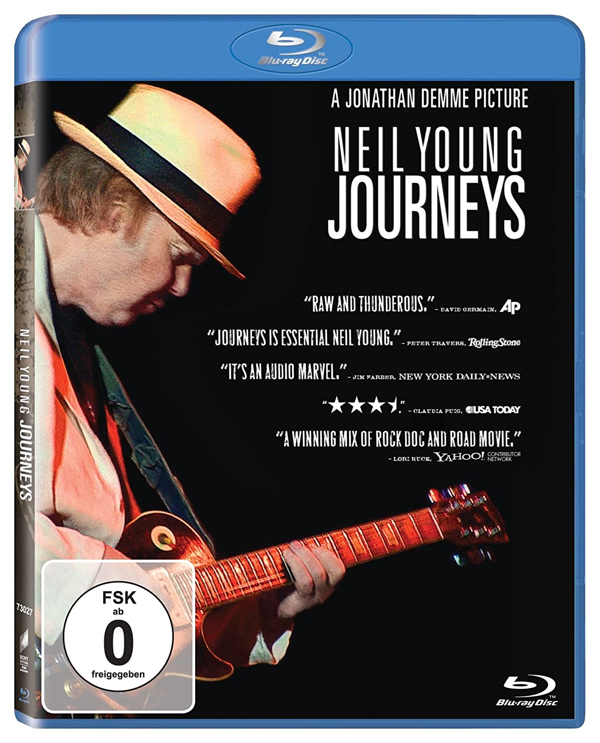 Neil Young - Journeys (OmU)