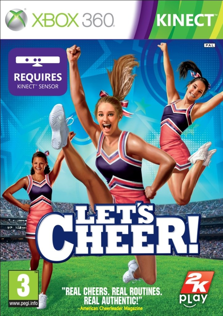 Let's Cheer (Kinect) [Xbox 360]