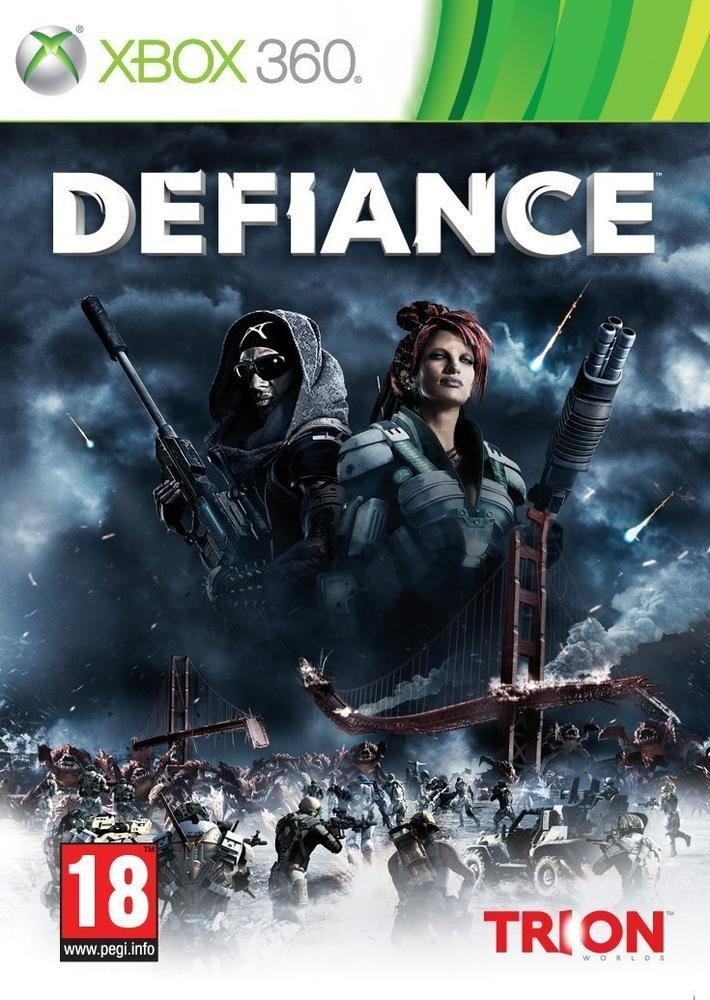 Defiance - Limited Edition [Xbox 360]